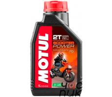 MOTUL 2T SCOOTER POWER 10W40 1л.